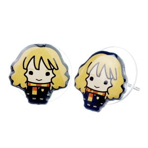 Hermione Chibi Stud Earrings