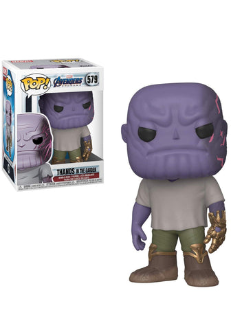 Endgame Thanos w/gauntlet std pop