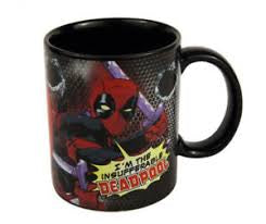 Insufferable Deadpool Mug