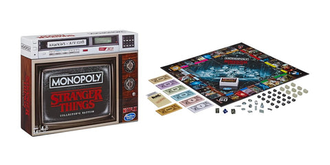Stranger Things collectors Monopoly