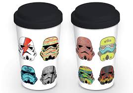 Custom Stormtrooper travel mug