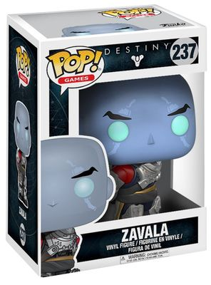Zavala Destiny std pop
