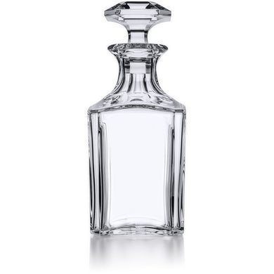 Perfection Whiskey Decanter/Baccarat