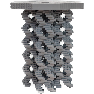 LEGO Helix Table/Sara Reichardt Design