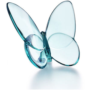 Papillon Lucky Butterfly in Turquoise/Baccarat