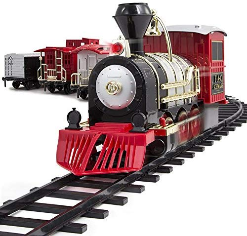 Classic Motorized Train Set/FAO Schwarz