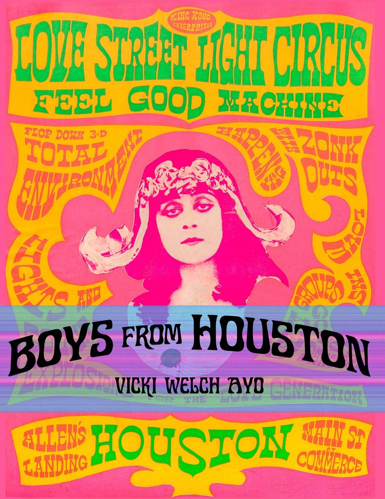 Boys From Houston: The spirit and image of our music/ Vicki Welch Ayo, Matthew Ayo