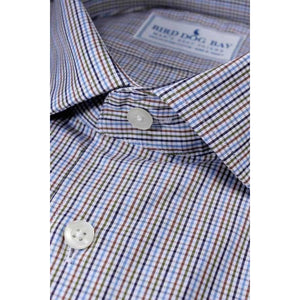 Rockwell Brushed Cotton Shirt/Bird Dog Bay