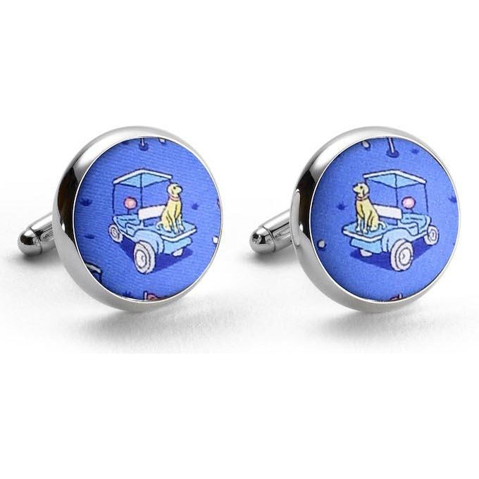 Golf Buddies Cufflinks/Bird Dog Bay