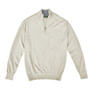 Royal Alpaca Sweater - Woodcock/Bird Dog Bay