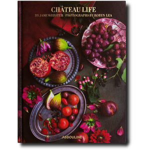 Château Life Recipes/Assouline