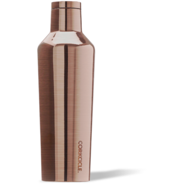 Metallic Copper Canteen/Corkcicle