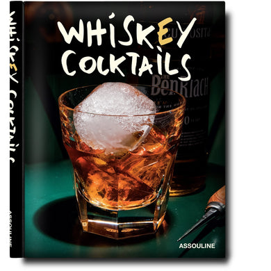 Whiskey Cocktails Book/Assouline