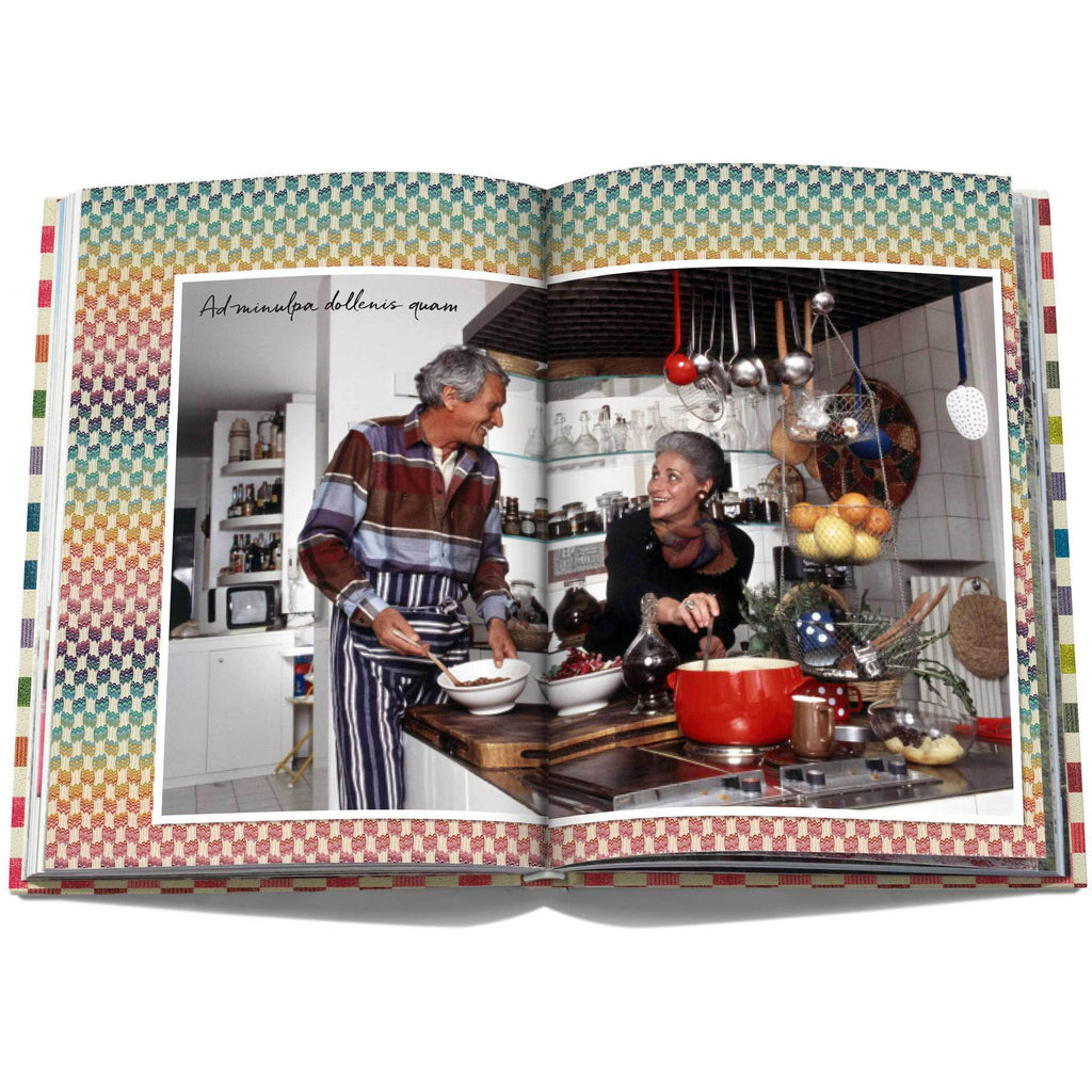 Missoni Family Cookbook/Assouline