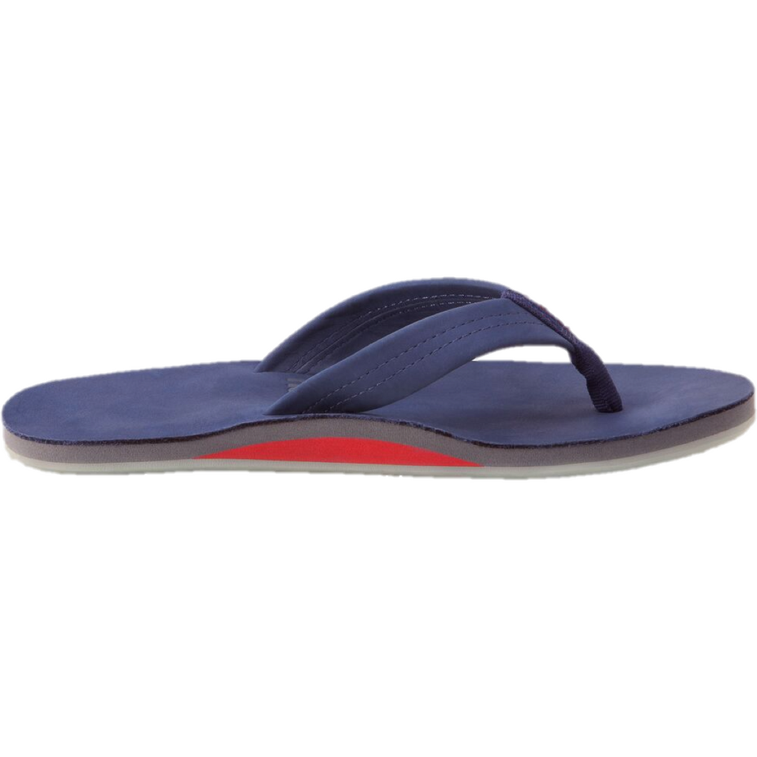 Men's Fields Sandal in Navy, Red, & Gray/Hari Mari
