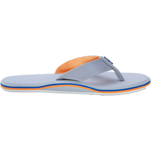 Men's Dunes Sandal in Gray, Blue & Orange/Hari Mari
