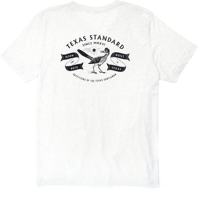 Born and Bred Heritage Tee/Texas Standard