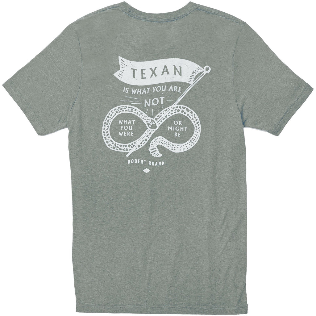 Texan Is What You Are Heritage Tee/Texas Standard