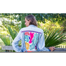 Astros Denim Jacket/Two Tequila Sisters