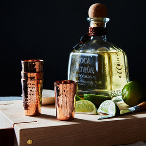 Tequilero Flight Set/Sertodo Copper