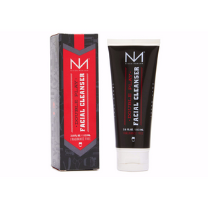 Double Play Cleanser and Exfoliator/Niven Morgan