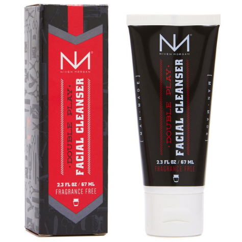 Double Play Cleanser and Exfoliator Travel/Niven Morgan