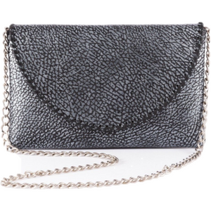 Cammy Handbag in Black Crackle/Sarah Stewart