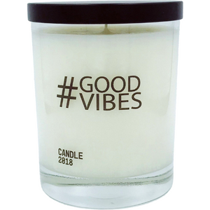 #GOODVIBES candle/Niven Morgan