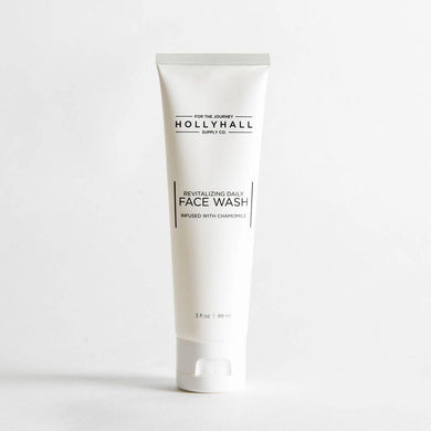 Revitalizing Daily Face Wash/Holly Hall Supply Co.