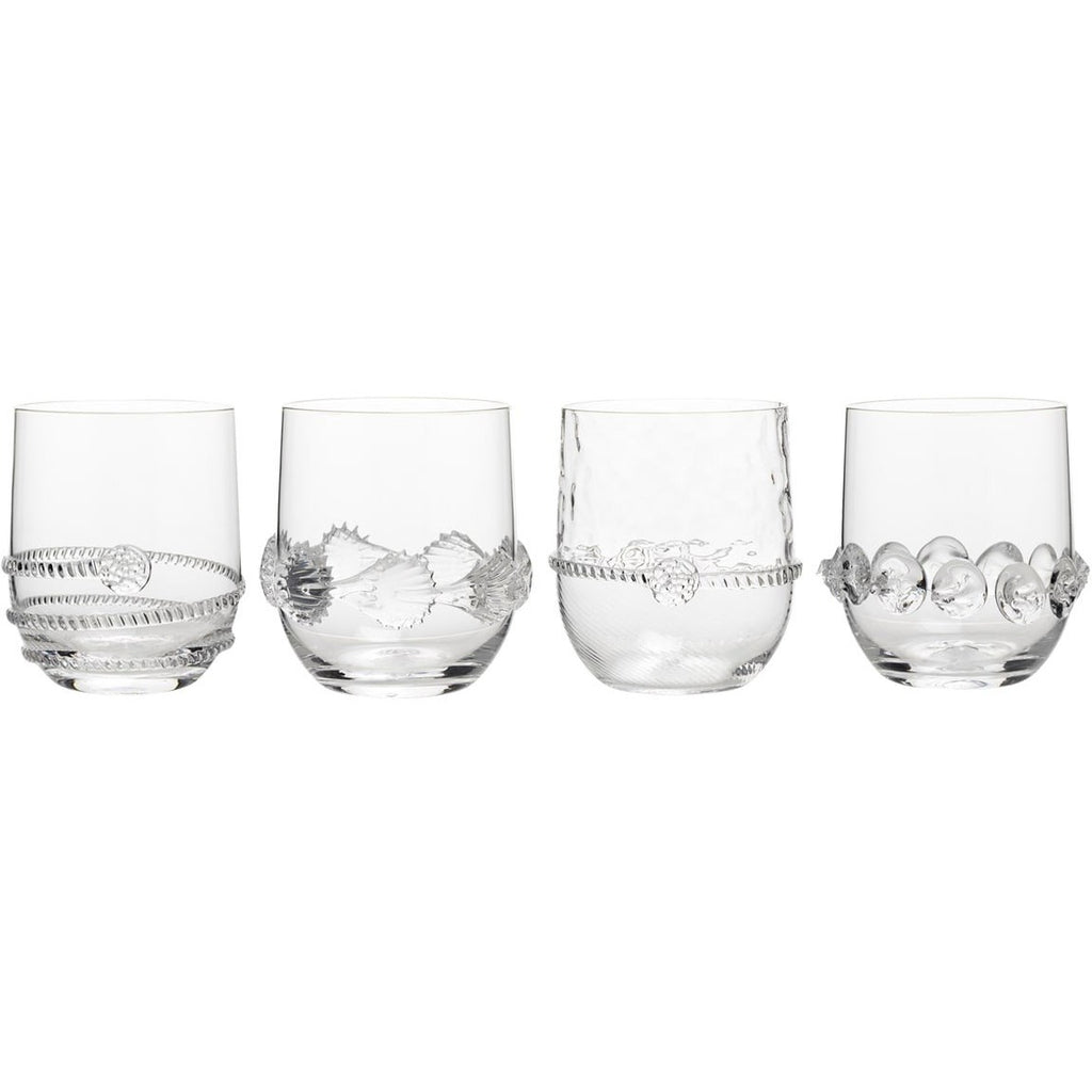 Heritage Collectors Set of Tumblers/Juliska