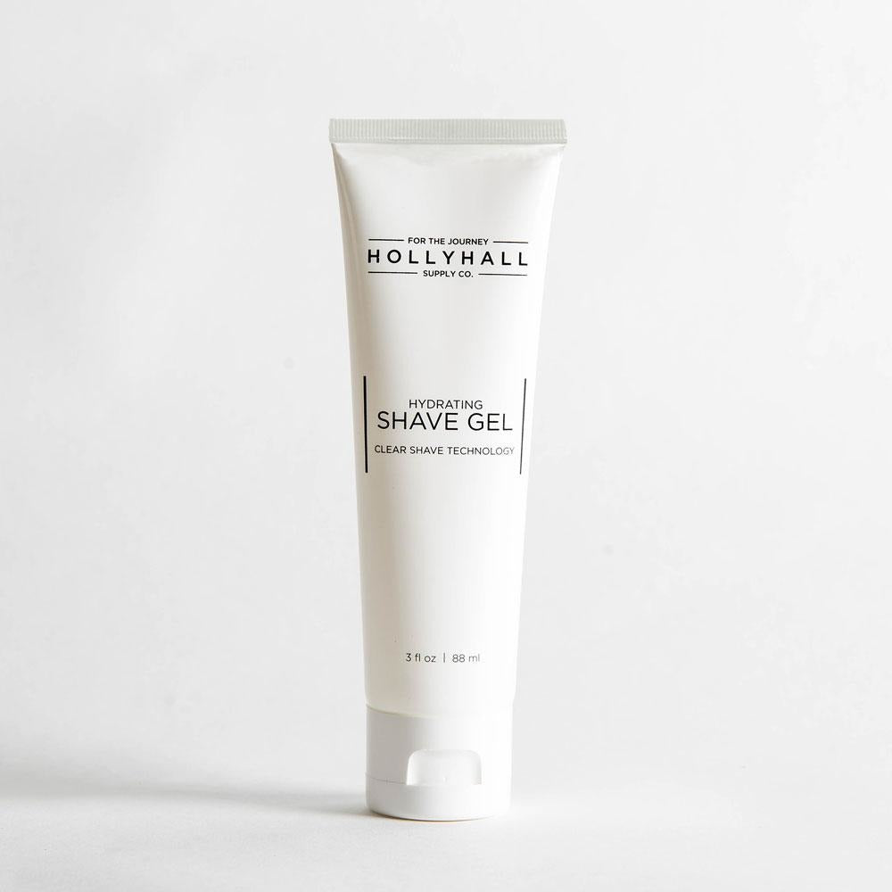 Hydrating Shave Gel/Holly Hall Supply Co.