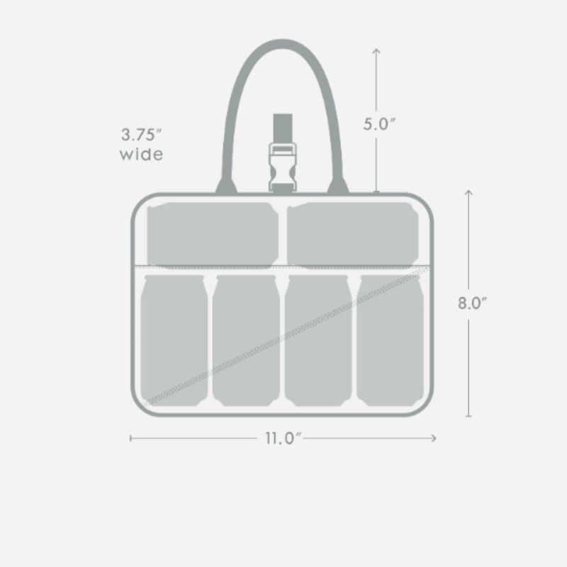 Baldwin Boxer Lunchbox/Corkcicle