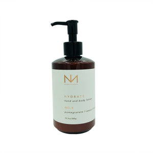Pomegranate Hand Lotion/Niven Morgan