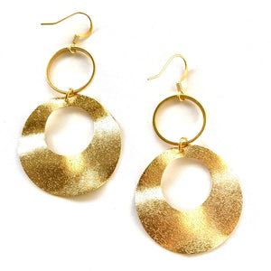 Jackie Earrings/Nikki Smith Designs