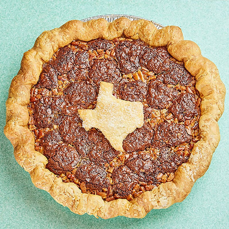 "Texas Two Step 9"" Pie/Tiny Pies"
