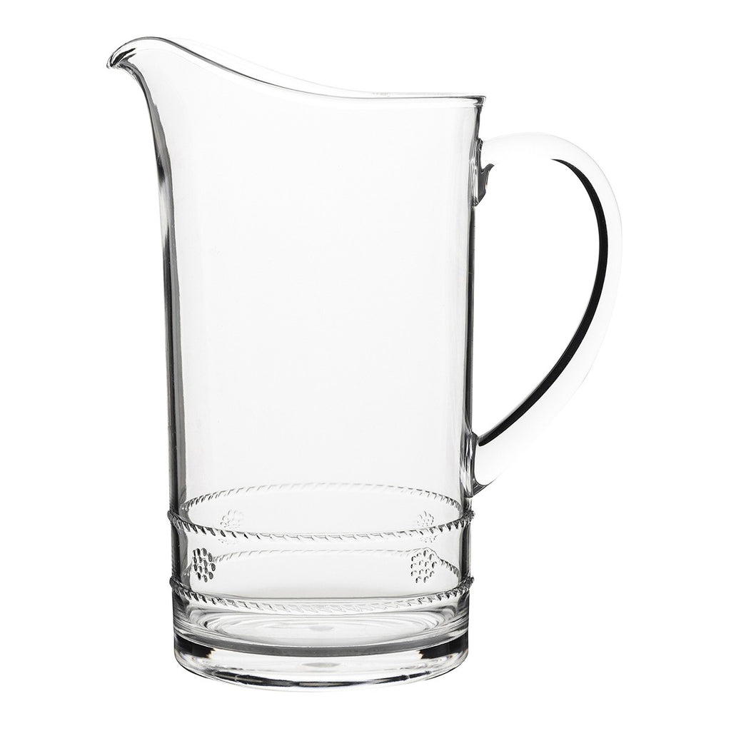 Isabella Acrylic Pitcher/Juliska