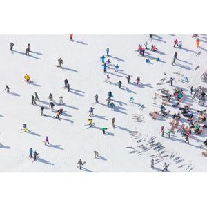 Park City Skiers Print/Gray Malin