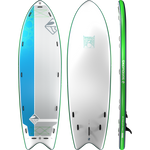 Boardworks Shubu Hydra 6-8 People Inflatable SUP - Available Late Spring 2021