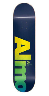 Almost Fall Off Logo HYB Deck