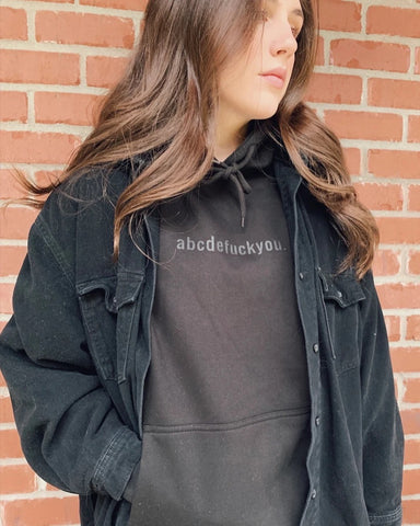 State of Grace ABC... Hoodie