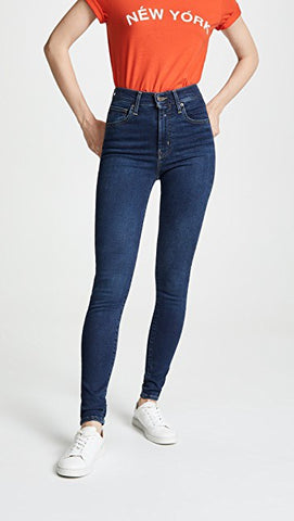Levi Strauss Mile High Super Skinny Jeans