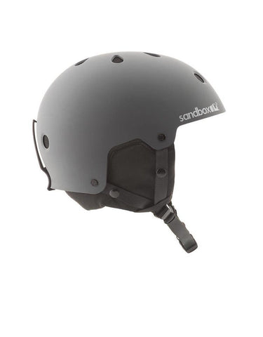 Sandbox Legend Snow Grey Helmet