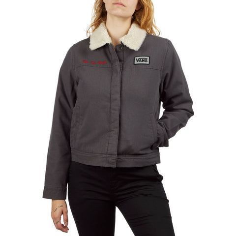 Vans oil change jacket