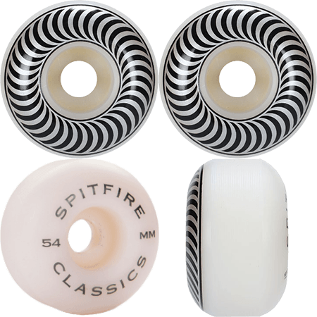 Spitfire Formula Four Wheels
