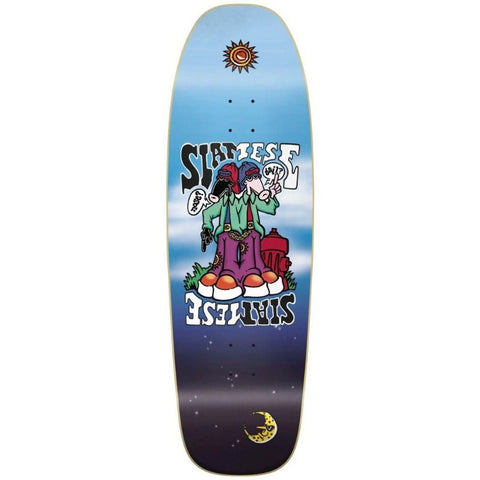 New Deal Siamese Slick Cruiser Deck