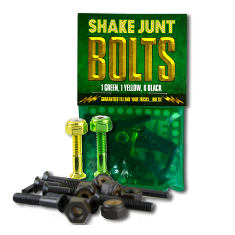 Shake Junt Bag O' Bolts