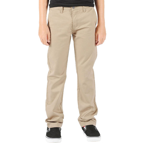 Volcom Youth Frickin Modern Straight Chinos