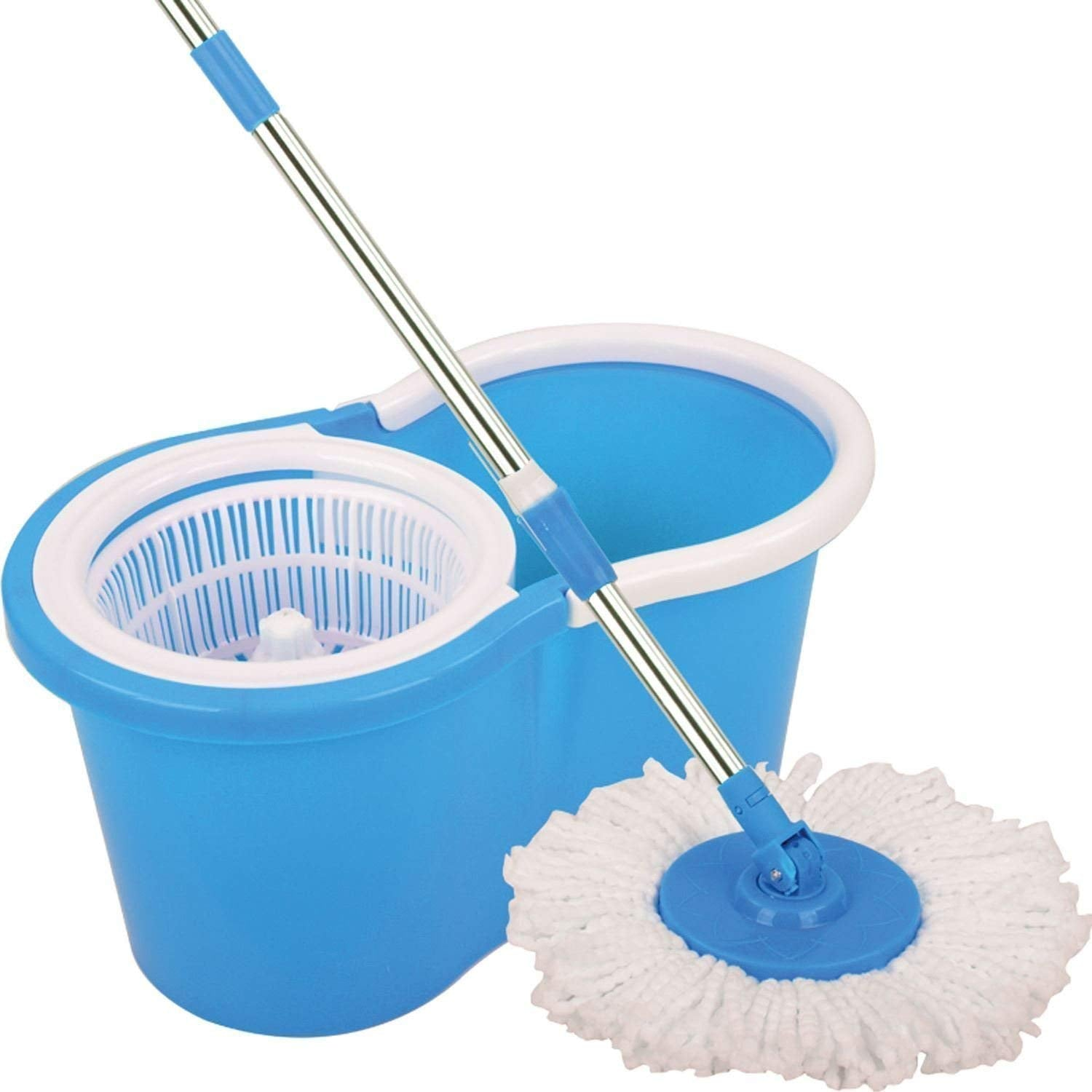 Super Easy Instant Mop with 2 extra head mops