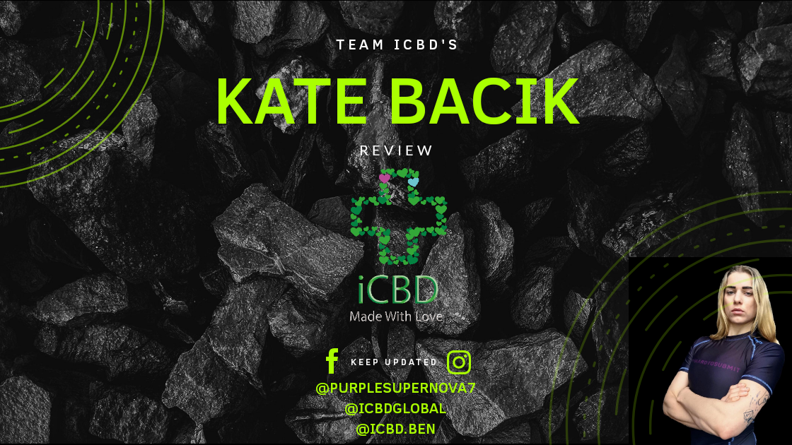 Kate Bacik - Team iCBD.