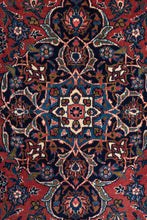 Load image into Gallery viewer, Old Persian Kashan 209x133cm